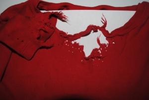 An old Rhema-shirt