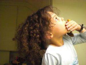 Rhema, age 5
