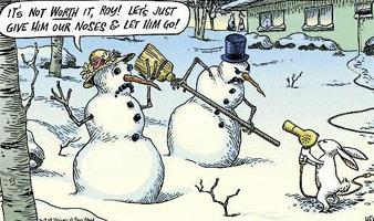 rabbit-snowman